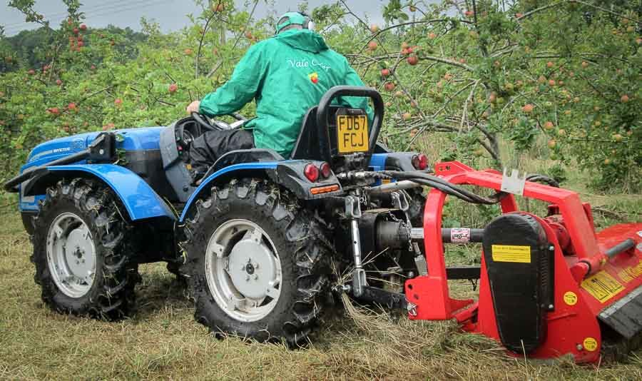Mowing-the-cider-orchard