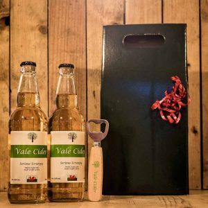 image of vale cider gift box for sale online