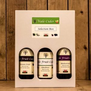 image of vale fruit ciders selection box for sale