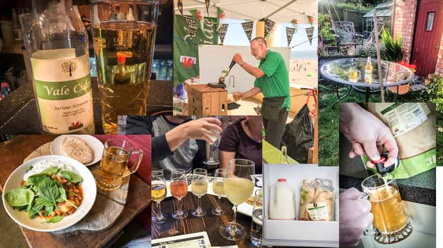 images of places where people drink cider