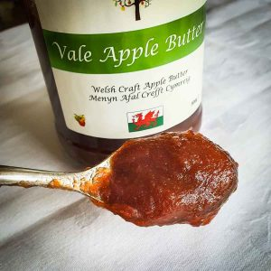 Spoonful of apple butter