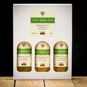 Gift Box of Apple Juice